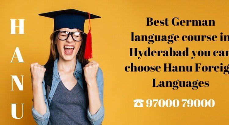 german language classes in hyderabad