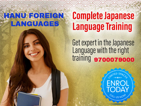 japanese language course in hyderabad